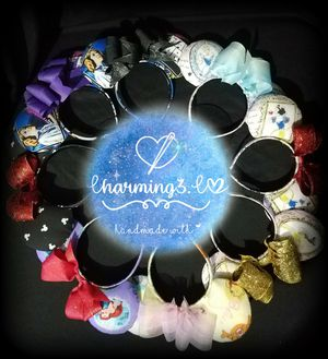 Disney Inspired Minnie Ears for Sale in Hialeah, FL