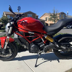 2017 Ducati Monster 797 for Sale in Ontario, CA