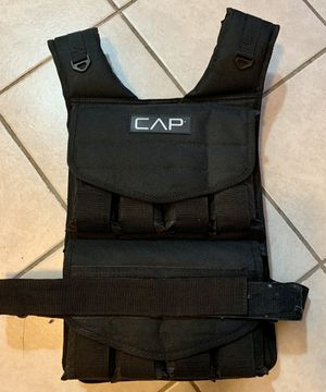 CAP weighted vest for Sale in Alameda, CA