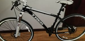Trek XCaliber 29er commuter/mountain bike and rear rack with bag for Sale in Beaverton, OR