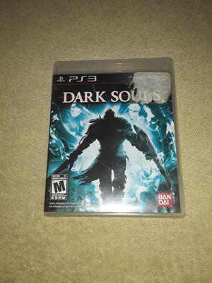 Dark Souls PS3 for Sale in San Bernardino, CA