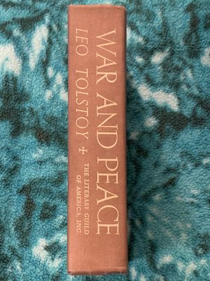 War and Peace by Tolstoy for Sale in Roanoke, VA