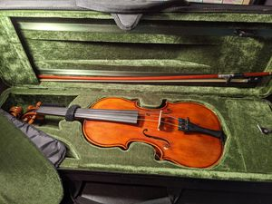 2 Full size Violins, Beautiful tone for Sale in Friendswood, TX