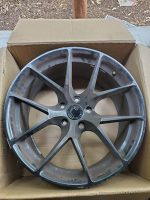 Aodhan LS007 18x9 +30 Offset Matte Black for Sale in San Jose, CA