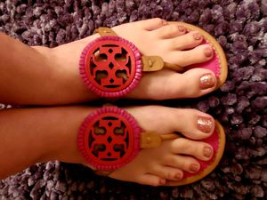 Tory Burch Miller Sandals for Sale in Garland, TX