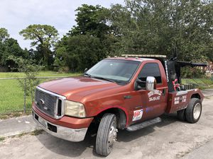 Ford f450 Tow Truck For Sale for Sale in Miami, FL