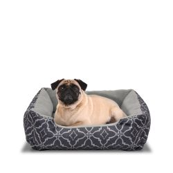 Vibrant Life Cuddler Style Pet Bed, Small, Gray for Sale in Riverside,  CA