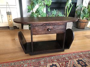 Antique 40s coffee table for Sale in Portland, OR