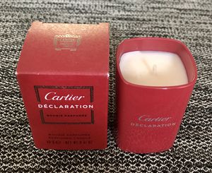 Cartier. DECLARATION candle for Sale in Falls Church, VA