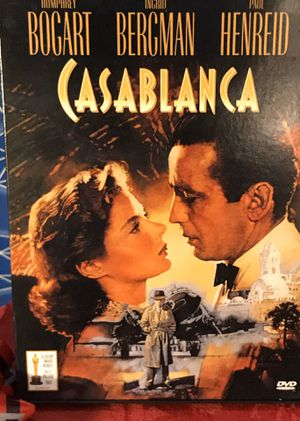 Casablanca DVD for Sale in St. Louis, MO