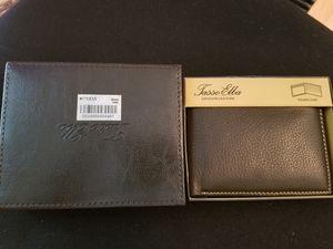 New Tasso Elba genuine leather Wallet for Sale in Woodbridge, VA