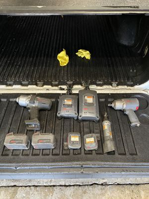 Ingersoll Rand Power Tools and Batteries for Sale in Alsip, IL