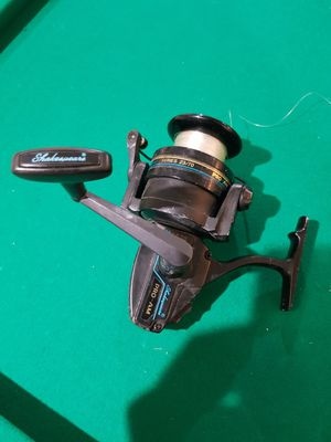 Shakespeare Pro am 23/70 spinning reel for Sale in Queens, NY