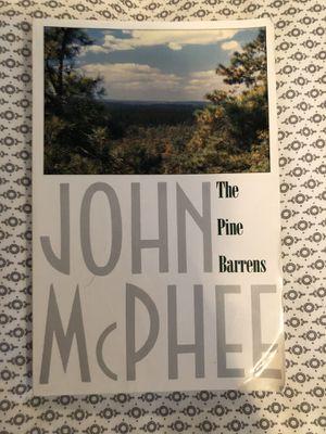 John McPhee, The Pine Barrens, Paperback for Sale in Haddonfield, NJ