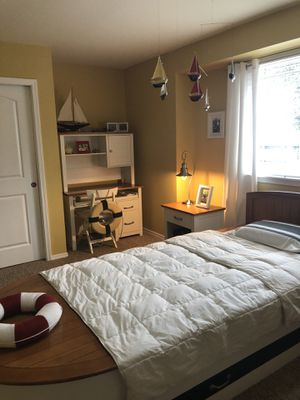 Complete Bed Set! Boat Theme! for Sale in Federal Way, WA