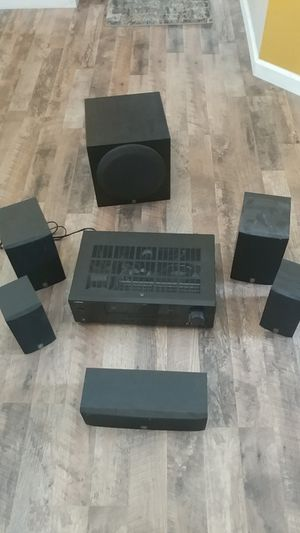 Yamaha audio entertainment system for Sale in Turlock, CA