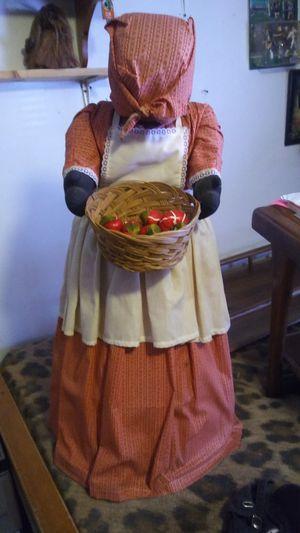 Antique Black American Doll for Sale in Suffolk, VA