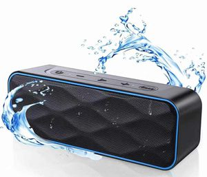 Bluetooth Speakers, ZoeeTree S1Pro Speaker Bluetooth Wireless with 20W HD Sound & Deep Bass, IPX7 Waterproof Speaker with 36Hours, 100Ft for Sale in Rancho Cucamonga, CA