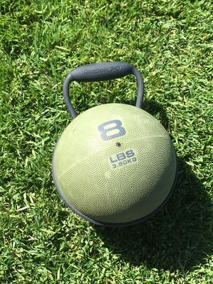 Exercise ball 8 lb for Sale in Upland, CA