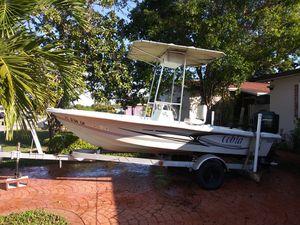 "Cobia Fishing Boat Skiff 15'6"" Mercury 90 for Sale in Pembroke Pines, FL"