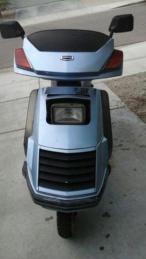 85 honda elite delux 150cc for Sale in Phoenix, AZ