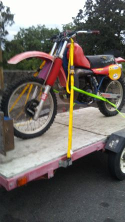 (Rare) Vintage Honda Cr480r 1982 Elsinore EDITION Dirt for Sale in Oregon City,  OR