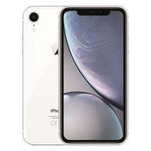 iPhone X R unlocked white good condition for Sale in St. Louis, MO