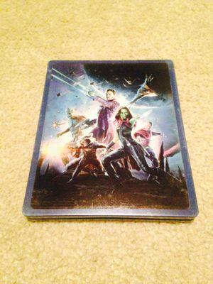 Guardians of the Galaxy 4k Blu Ray Steelbook for Sale in Fontana, CA