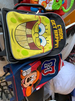 Backpacks/ travel bags for Sale in Highland, CA