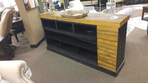 TV CONSOLE SOFA TABLE for Sale in Portland, OR