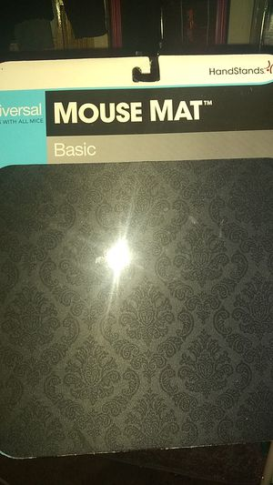 Universal mouse mat for Sale in Iowa City, IA
