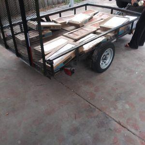 Utility Trailer 5x8 for Sale in Daytona Beach, FL