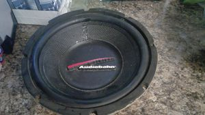 10 inch pro sub Audio for Sale in Las Vegas, NV