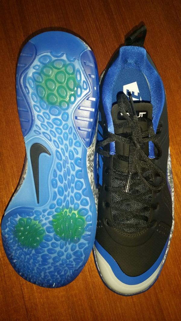 Nike Zoom Trout 4 Turf Trainer Baseball Shoes Mike Trout Los Angeles Anaheim Angels