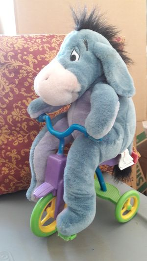 Musical driving (really moves by batteries) Disney discontinued for Sale in Oldsmar, FL