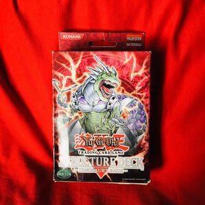 Yu-Gi-Oh Dinosaur Rage Starter Deck for Sale in Casa Grande, AZ