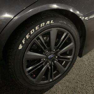 Subaru Wheels! for Sale in Maple Valley, WA