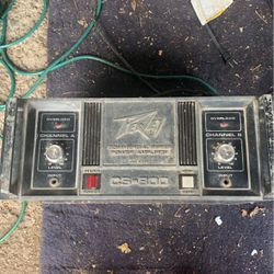 Pevey Cs800 Amp 50.00 for Sale in Cleveland,  OH