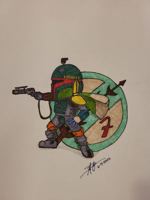 Boba Fett for Sale in Gilmer, TX