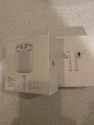 AirPods Gen 2 - Brand new for Sale in Lathrop, CA