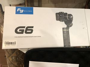 FeiyuTech handheld gimbal stabilizer for GoPro or like for Sale in Hacienda Heights, CA