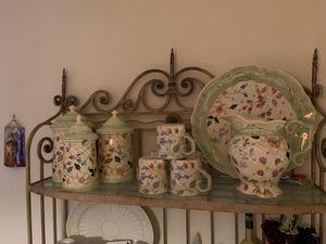 Tracy Porter Ceramics Set for Sale in Staten Island, NY