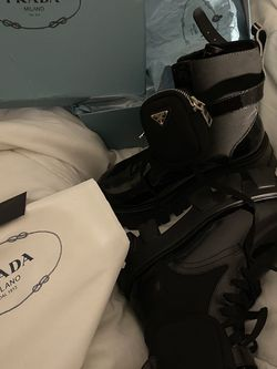 Prada Boots With Pockets for Sale in Sicklerville,  NJ
