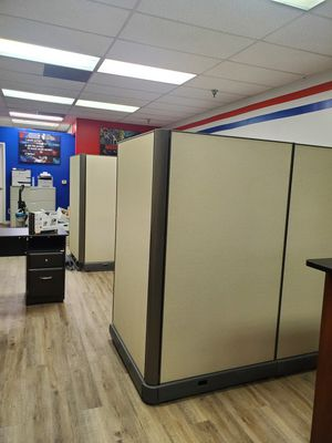 Cubicles for Sale in Sacramento, CA
