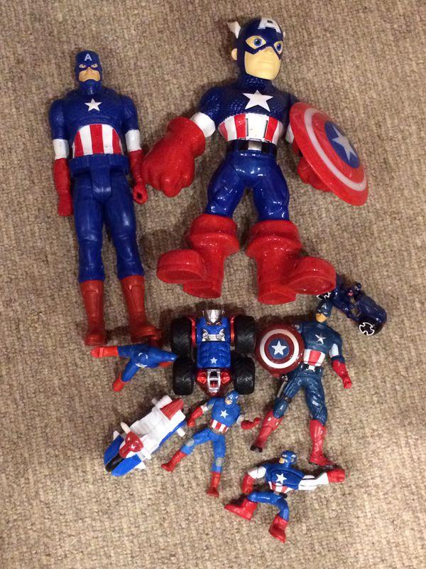 Captain America Set