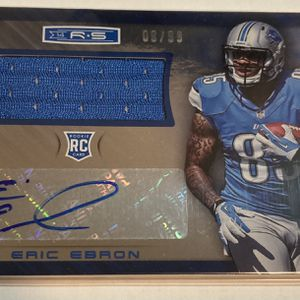 2014 Rookies And Stars Eric Ebron Rookie RPA /99 for Sale in Los Angeles, CA