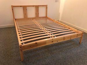 IKEA FJELLSE full bed frame for Sale in San Francisco, CA