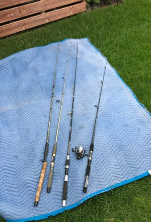Fishing poles for Sale in Costa Mesa, CA