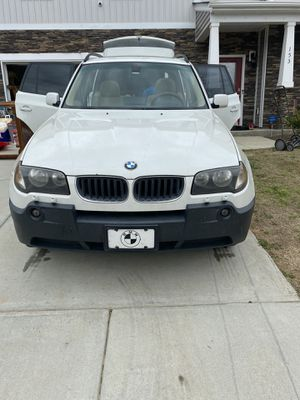 2004 BMW X3 for Sale in Mooresville, NC