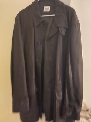 Brown leather Armani jacket for Sale in Lynn, MA